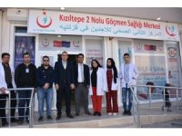 Kızıltepe'de 25 bin Suriyeli sağlık hizmetlerinden faydalanıyor