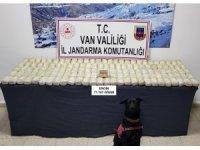 Van'da 71 kilo 147 gram eroin ele geçirildi