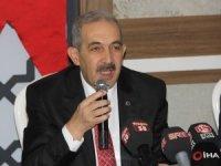 BBP'nin belediye başkan adayı Ürgüp projelerini tanıttı
