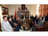 NTO' dan Nizip Ziraat Odası'na ziyaret