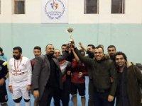 Kurumlar Arası Futbol Turnuvası'nda şampiyon Dicle Elektrik