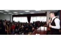"""GAÜN'de 'Kariyer ve Yetenek Yönetimi""""  semineri"""