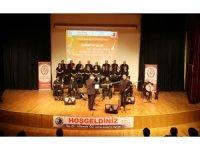 Kartal'da Türk Halk Müziği ezgileri yankılandı