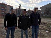 Polis yolcu oldu, korsan taksicilere ceza yağdırdı