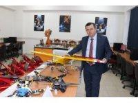 Rektör adayı Prof. Dr. Raif Bayır resmi başvurusunu gerçekleştirdi