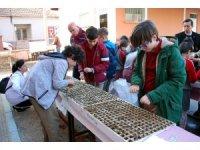 Salihli'de öğrencilerden yerel tohum seferberliği