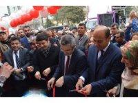 Besni'de CHP'nin seçim irtibat bürosu açıldı