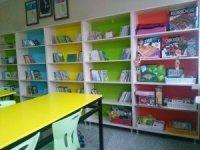 Akhisar'a 'Yaşam kütüphanesi'