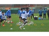 Alanyaspor'da Kasımpaşa maçı hazırlıkları tamam