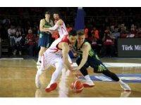 FIBA Dünya Kupası Avrupa Elemeleri: Türkiye: 77 - Slovenya: 58