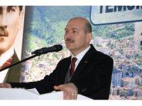 """İçişleri Bakanı Soylu: """"Polisime taciz iftirası atıyorlar"""""""