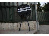 Mısır'da 9 gencin idamı Büyükelçilik önünde protesto edildi