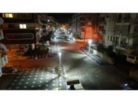 Salihli'nin prestij caddeleri yeni yaşam alanı kazandırdı