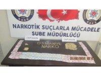 Osmaniye polisinden zehir tacirlerine geçit yok