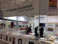 Zeytinburnu Belediyesi, Uluslararası Avrasya Kitap Festivali'nde