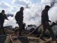 Pakistan Hint uçaklarını düşürdü