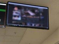 Hastanede skandal görüntü