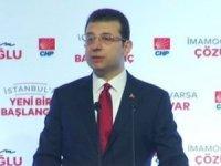 İmamoğlu, İstanbul projelerini anlattı