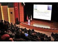 Türkiye'nin yenilenebilir enerji alanındaki yeri SAÜ'de konuşuldu