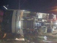 Süper Lig'i yasa boğan kaza