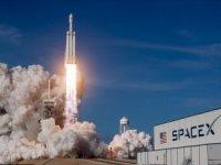 SpaceX'den tarihi adım