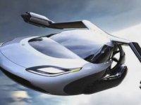 Uçan otomobil toplu taşımada kullanılacak
