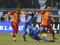 G.Saray Erzurum'da buz kesti: 1-1