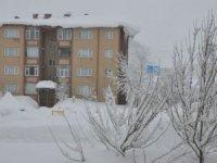 İki ilde eğitime kar tatili!