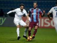 Trabzon sonunu getiremedi: 2-2