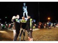 Off-Road'cular Artvin'in düşman işgalinden kurtuluşunu kutladı