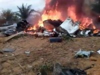 Kolombiya'da uçak düştü: 12 ölü