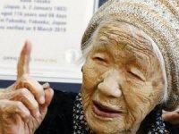 İşte dünyanın en yaşlı kişisi!