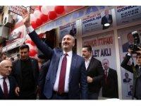 """Adalet Bakanı Abdülhamit Gül: """"Millet İttifakı FETÖ'nün şişirdiği balondur"""""""