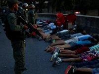 Venezuela'da krizibüyüyor