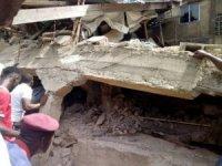 Nijerya'da okul binası çöktü, en az 100 ölü