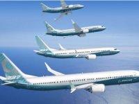 Boeing hisseleri sert düştü