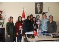 Gürün'de öğrenciler Tıp Bayramı'nı kutladı
