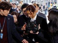 Güney Kore'de seks skandalı