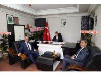 Kızıltepe İlçe Milli Eğitim Müdürü Aslan göreve başladı