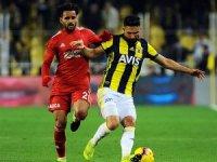 Fenerbahçe-Demir Grup Sivasspor: 2-1