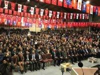 Cumhur İttifakı'ndan Yenişehir'de gövde gösterisi