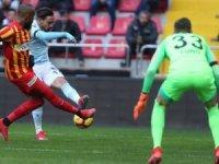 Kayserispor: 1 - Başakşehir: 1