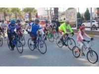 Nazilli'de Çanakkale Şehitleri Anısına Bisiklet Kupası düzenlendi