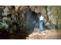 Sivas'ın Doğanşar ilçesinde yeni bir mağara keşfedildi