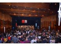 İstanbul Devlet Senfoni Orkestrası'na Kocaeli'de yoğun ilgi