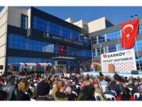 Şarköy'e 50 yataklı yeni devlet hastanesi