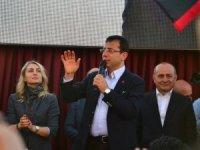 """İmamoğlu: """"Fikirtepe'nin sorununu çözemeyen akla İstanbul emanet edilmez"""""""