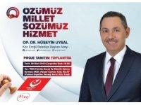 Başkan Uysal'dan proje tanıtımına davet