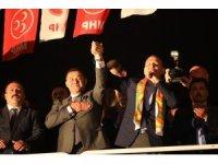 Alanya'daki Cumhur İttifakı'nın seçim ofisi Bakan Soylu'nun katılımıyla açıldı