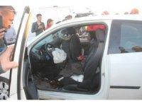 Ayvalık'ta trafik kazası; 2'si ağır 4 yaralı